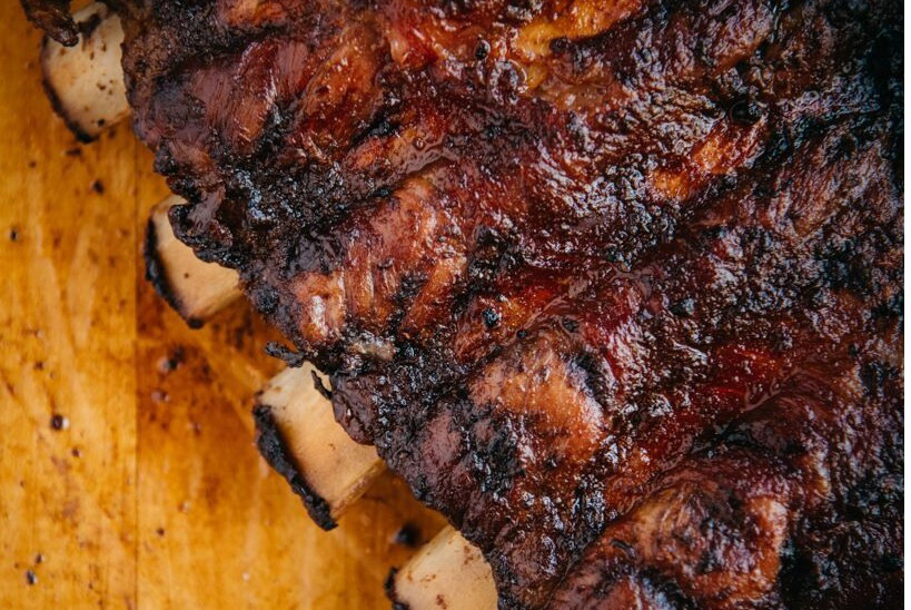 Iron Works Beef Ribs