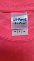 The Gildan 2000 is a ultra cotton t-shirt made of 100% cotton. The t-shirt is quarter-turned with taped neck and shoulders and a seven-eighths inch collar. It also has double-needle stitched neckline, bottom hem and sleeves.     - Pre-shrunk 100% cotton