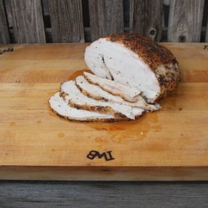 IWB Smoked Turkey Breast Sliced