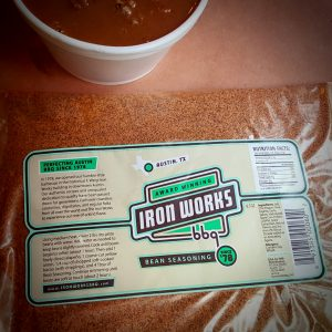 Iron Works Barbecue Bean Seasoning