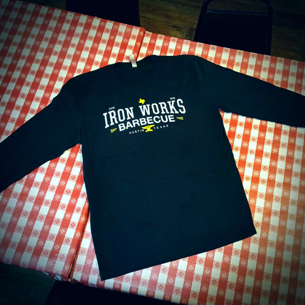 Iron Works Long Sleeve Shirt